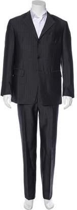 Prada Mohair & Wool Suit