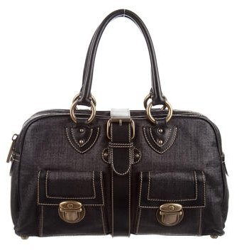 Marc JacobsMarc Jacobs Woven Venetia Bag