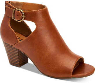 Style&Co. Style & Co Kennaa Shooties, Women Shoes