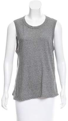 A.L.C. Sleeveless Cutout Top