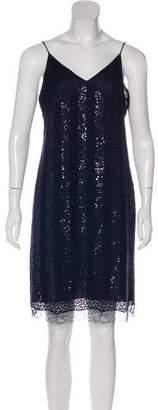 Nina Ricci Embellished Eyelet Dress w/ Tags