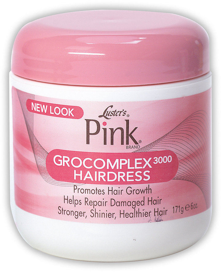 Luster's Luster's Luster Pink GroComplex 3000 Cream Hairdress