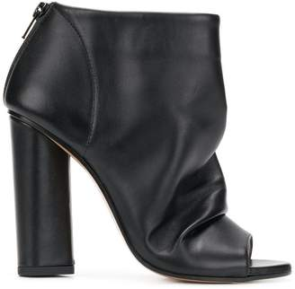 Marc Ellis open toe boots