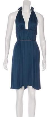 Sophie Theallet Silk Midi Dress Silk Midi Dress
