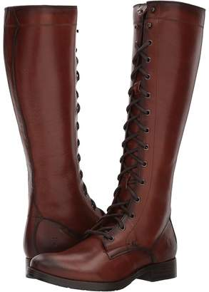 Frye Melissa Tall Lace Women's Lace-up Boots