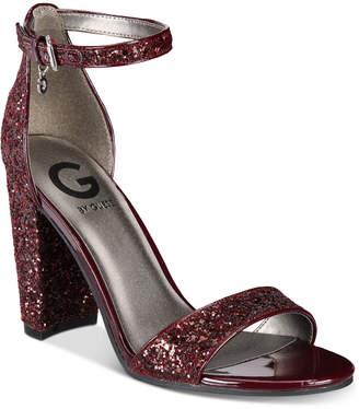 G by Guess Women's Shantel Two-Piece Sandals Women's Shoes