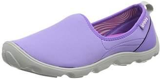 Crocs (クロックス) - [クロックス] デュエット ビジーデイ スキマー ウィメン シューズ 14698 blue violet/light grey W7(23.0cm)