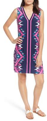 Tommy Bahama Cafe Azul Ikat Shift Dress