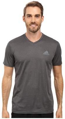 adidas Essential Tech V-Neck Tee Men's T Shirt