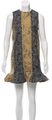 Jourden Patterned Mini Dress