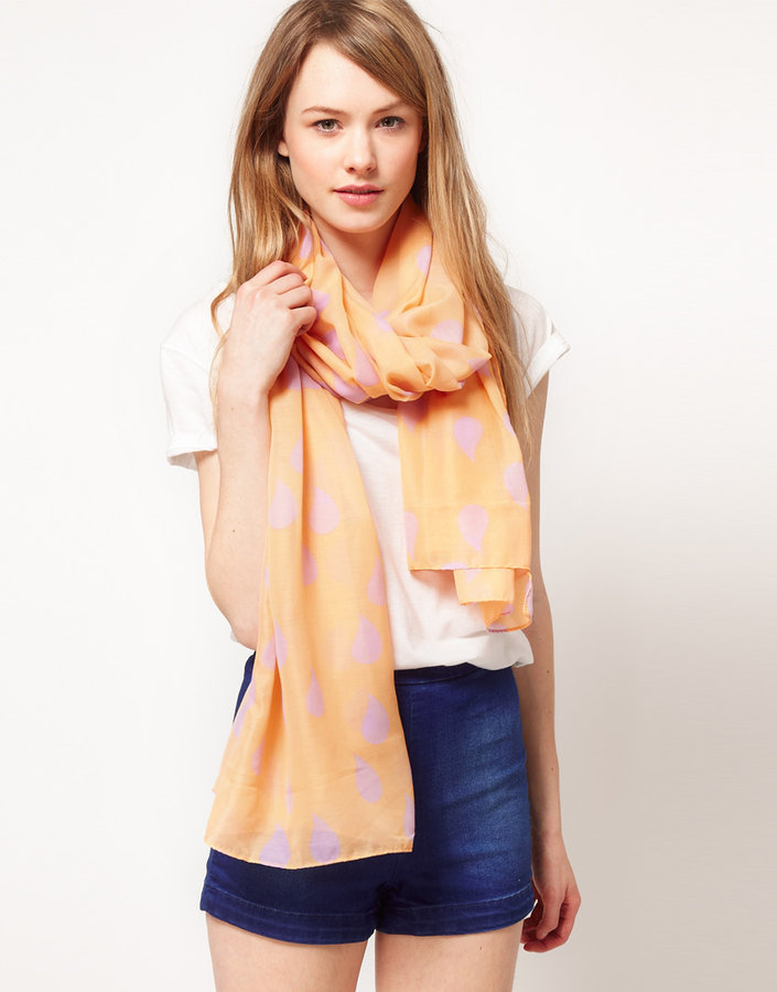 Pieces Joga Long Scarf