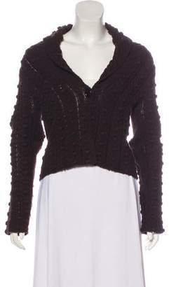 DKNY Knit Long Sleeve Sweater