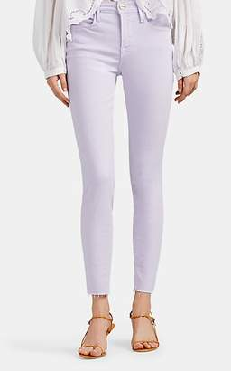 Frame Women's Le High Skinny Jeans - Purple