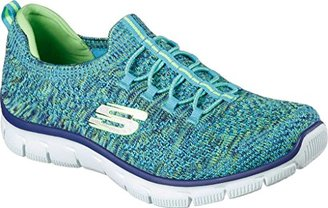 Skechers Sport Women's Empire Sharp Thinking Fashion Sneaker $44.99 thestylecure.com