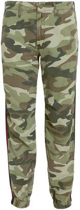 Mother No Zip Misfit Camo Pants