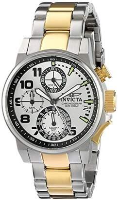 Invicta Women's 17427 I-Force Analog Display Japanese Quartz Two Tone Watch