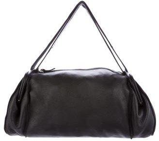 Bottega VenetaBottega Veneta Pebbled Leather Duffel Bag