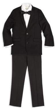 Appaman Toddler's, Little Boy's,& Boy's Solid Mod Suit