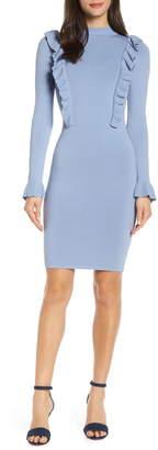 Ali & Jay Rose Garden Sweater Dress