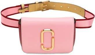 Marc Jacobs Hip Shot Leather Belt Bag
