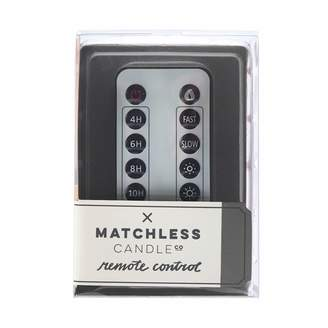 Co Matchless Candle Flameless LED Candle Remote