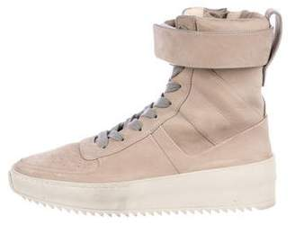 Fear Of God Nubuck Military Boots
