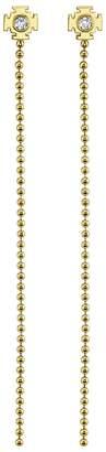Ark Diamond Gateways Bead Duster Earrings