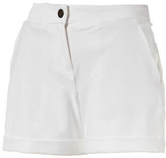 Puma Solid Short Cotton Shorts