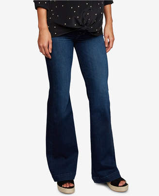 7 For All Mankind Maternity Boot-Cut Jeans