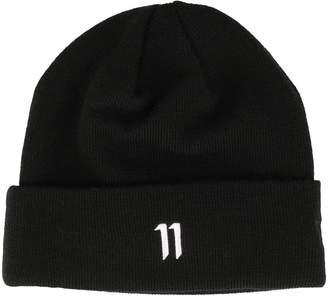 11 By Boris Bidjan Saberi Logo&type Hat