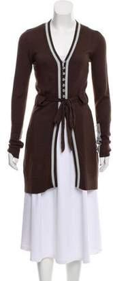 Tuleh Long Sleeve Knit Cardigan