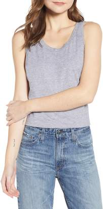 AG Jeans Cambria Fitted Tank