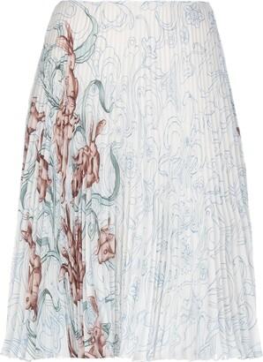 Prada Knee length skirts - Item 35393979UI