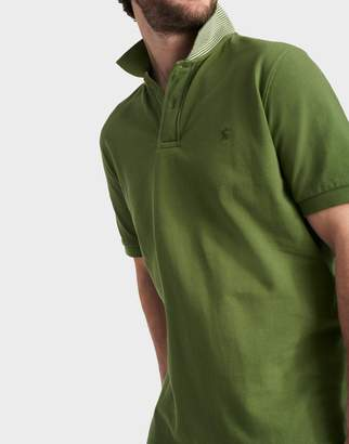 Joules Clothing Olive Woodyclass Classic Fit Polo