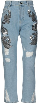 MARCO BOLOGNA Denim pants - Item 42713264HV