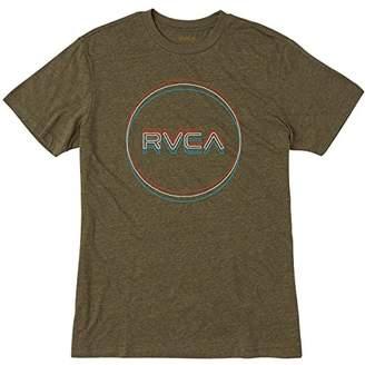 RVCA Men's Tri-Motors Short Sleeve T-Shirt