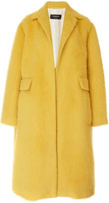 Rochas Alpaca Wool Coat
