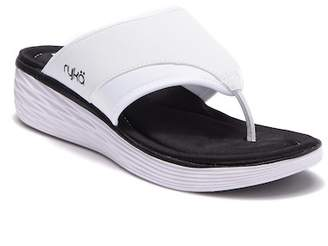 Ryka Natalia Wedge Sandal (Women) - Wide Width Available