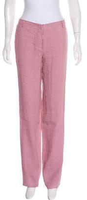 CNC Costume National High-Rise Linen Pants