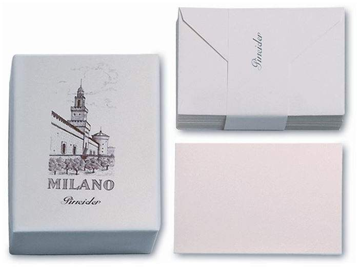 Milano Cards and Envelopes (Box of 25)