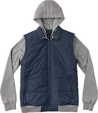 RVCA Men's Puffer Zips Jackets