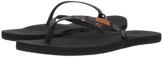 Reef - Slim Ginger Beads Women's Sandals $32 thestylecure.com