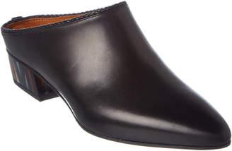 Aquatalia Fife Waterproof Leather Mule