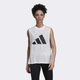 adidas Athletics Pack Graphic Muscle Tee