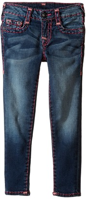 True Religion Kids Casey Black and Fever Combo Super T Jeans (Toddler/Little Kids) $129 thestylecure.com