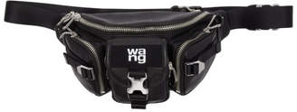 Alexander Wang Black Surplus Fanny Pack