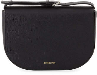 Balenciaga Ville Day Small AJ Grained Leather Shoulder Bag