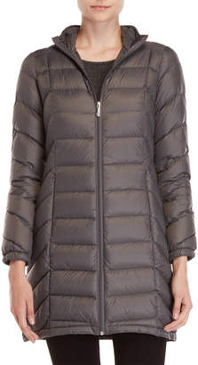 MICHAEL Michael Kors Packable Toggle Hood Down Coat