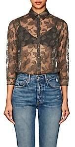 Eres Women's Dolce Vita Floral Lace Bodysuit - Soir D'ete
