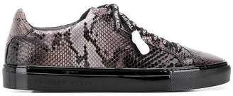 Philipp Plein Statement low-top sneakers